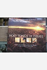 Holy Songs of Israel - Inspirational Worship from the Psalms WITH CD Hardcover