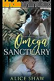 Omega Sanctuary: An M/M Mpreg Romance Omegaverse (Northern Pack Alliance Book 1)