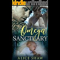 Omega Sanctuary: An M/M Mpreg Romance Omegaverse (Northern Pack Alliance Book 1) (English Edition)
