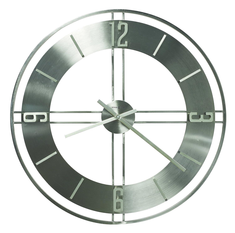 Amazon howard miller stapleton clock home kitchen amipublicfo Gallery