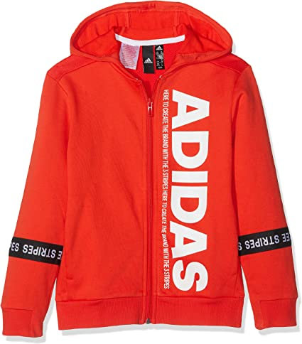 adidas Sport Id Full Zip Hooded Veste de survêtement Enfant