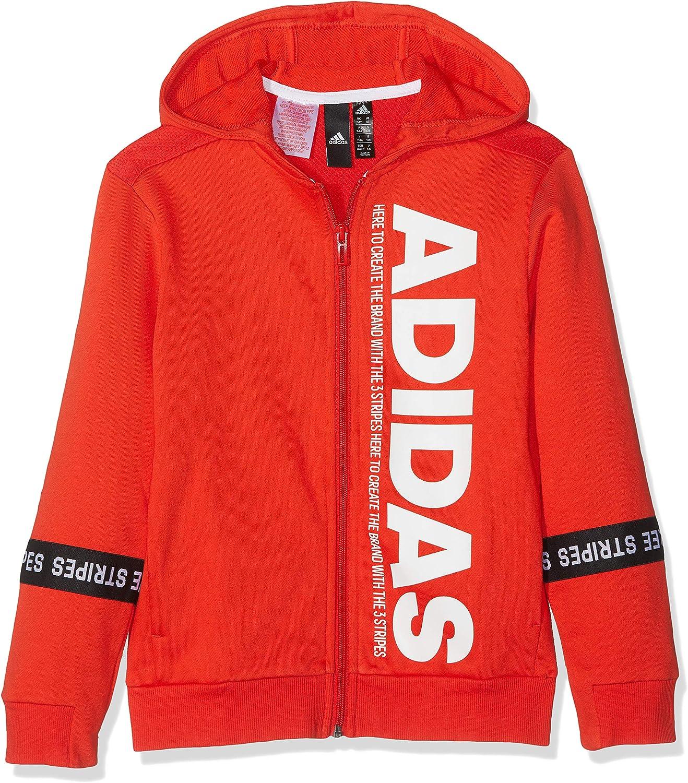 adidas Jacke Kapuzenjacke S3 Full Zip Hoodie Kapuze