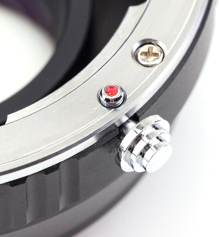 Pixco Focal Reducer Speed Booster Adapter Leica R Lens to Micro 4//3 M4//3 Panasonic Olympus Pen Pen-F E-PL7 E-PL6 E-P5 E-PL5