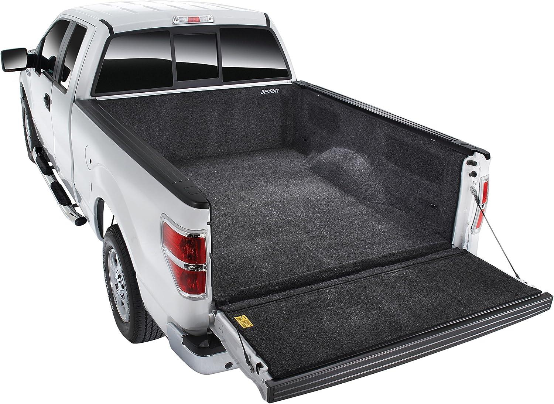 Amazon Com Bedrug Full Bedliner Brq09scsgk Fits 09 14 F 150 5 5 Bed With Factory Step Gate Automotive