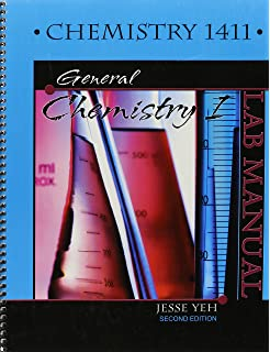 Chemistry 1411 general chemistry i lab manual yeh 9780757516795 chemistry 1411 general chemistry i lab manual fandeluxe Images