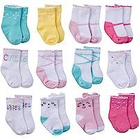 Onesies Brand Baby 12-Pair Bootie Socks