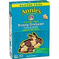 Annie's Bunny Cookies, Cocoa and Vanilla, 6.75 oz