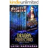 Dragon Protectors Boxed Set: Dragon Shifter Vampire Fated Mates Romance