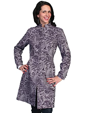 Scully Women s Paisley Tapestry Jacket at Amazon Women s Coats Shop 2013f2387