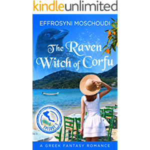 The Raven Witch of Corfu: episode 1: A Greek fantasy romance book with a witch on Corfu island Greece (The Raven Witch…