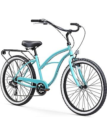 7cf6fdfed3a sixthreezero Around the Block Women's Cruiser Bike (24-Inch ...