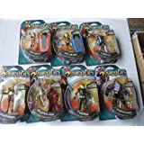 Ban Dai Thundercats Set of 7 Figures - 10cm Figures