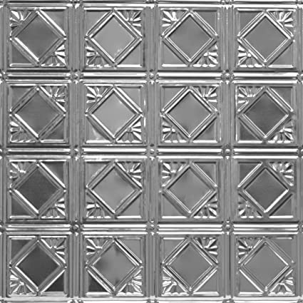 Shanko Sts207lig Pattern 207 Authentic Pressed Metal Lay In Grid