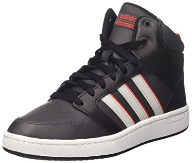 half off c2023 57abe adidas Mens Cf Super Hoops Mid Hi-Top Trainers, (Core Grey One