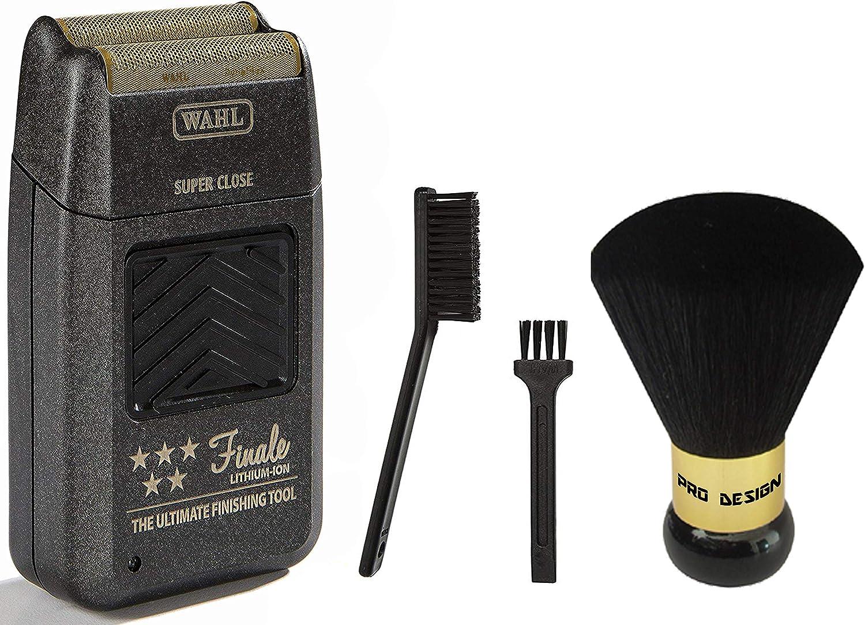 Wahl 8164 - Herramienta de acabado profesional de 5 estrellas para estilistas y barberos, color negro: Amazon.es: Belleza