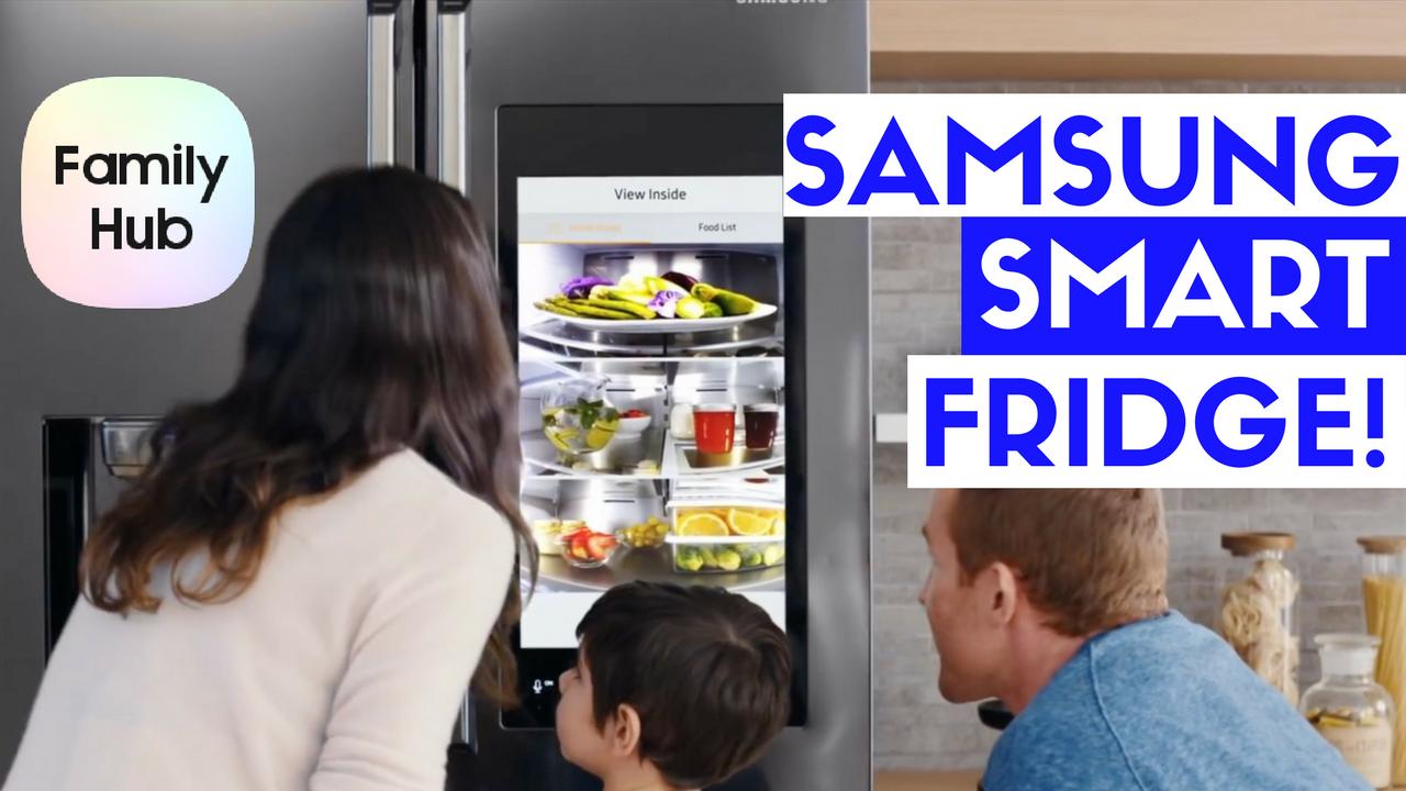 Samsung Family Hub Review >> Samsung Family Hub 2 0 Smart Refrigerator Review