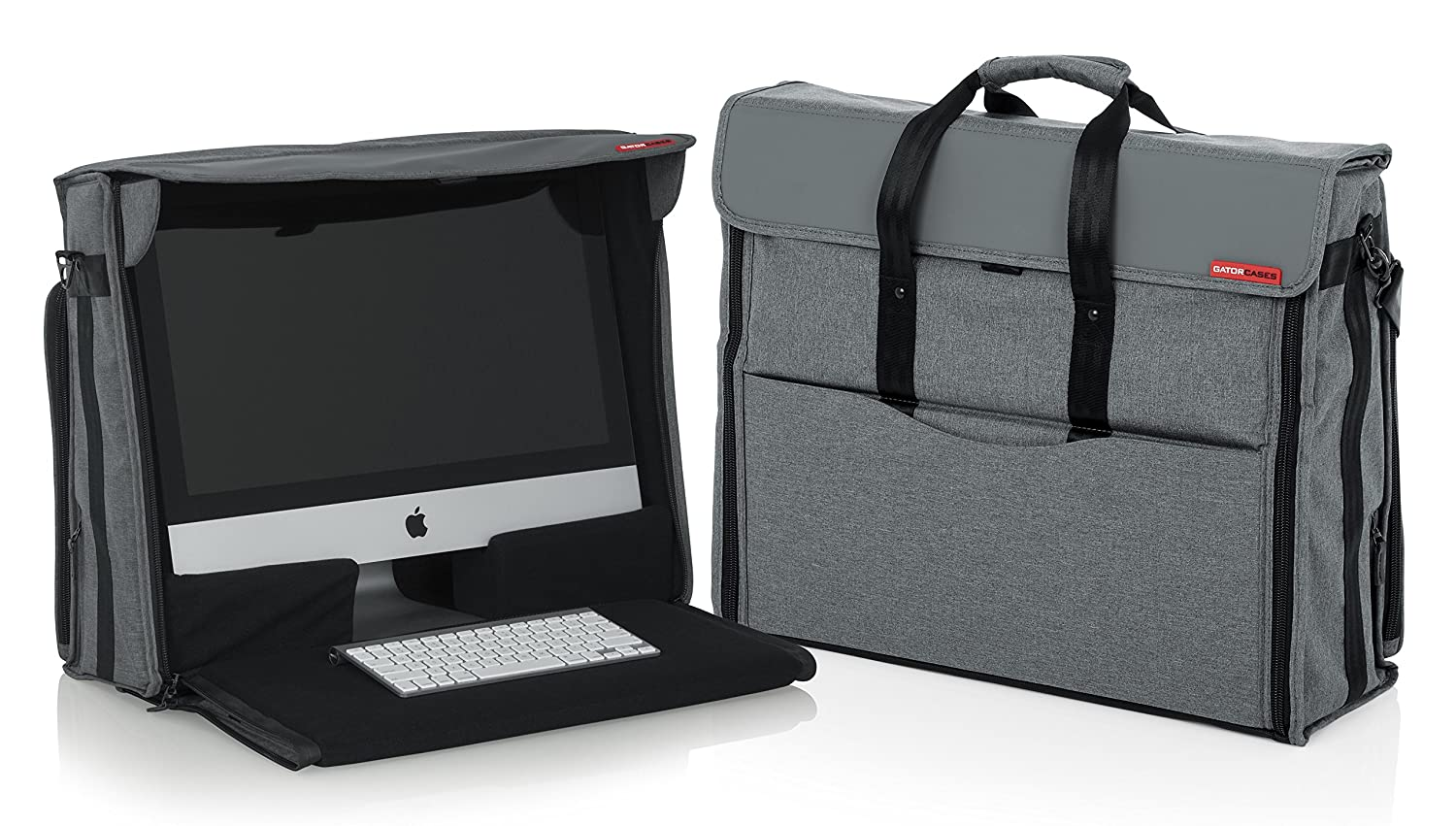Gator Cases Creative Pro Series Nylon Carry Tote Bag for Apple 27 iMac Desktop Computer (G-CPR-IM27) Erikson Audio