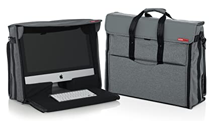 best sneakers bf423 b65d8 Gator Cases Creative Pro Series Nylon Carry Tote Bag for Apple 21.5