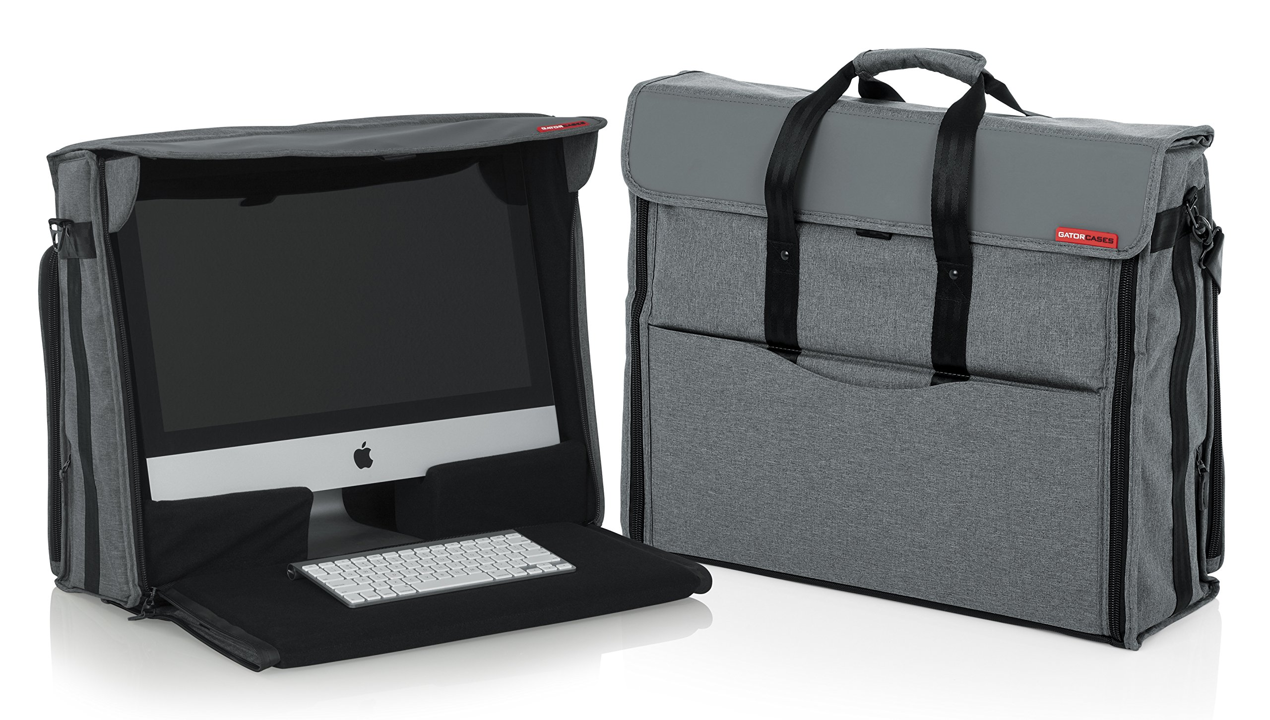 Gator Cases Creative Pro Series Nylon Carry Tote Bag for Apple 21.5'' iMac Desktop Computer (G-CPR-IM21)