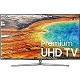 Samsung UN55MU9000 Flat 55-Inch 4K Ultra HD 9 Series SmartTV 2017