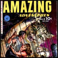 Amazing Adventures Vol. 03