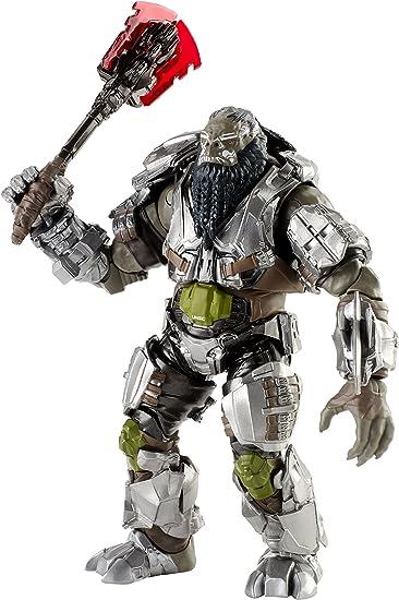 """Amazon.com: Halo UNSC atroix Brute cifra, 6"""": Toys & Games"""