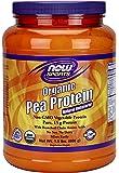 Now Foods Organic Pea Protein Powder, 1.5 Pound