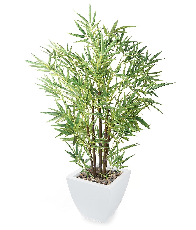 Bambú artificial sin maceta