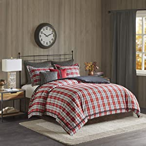 Woolrich Williamsport Comforter Set, King, Multicolor