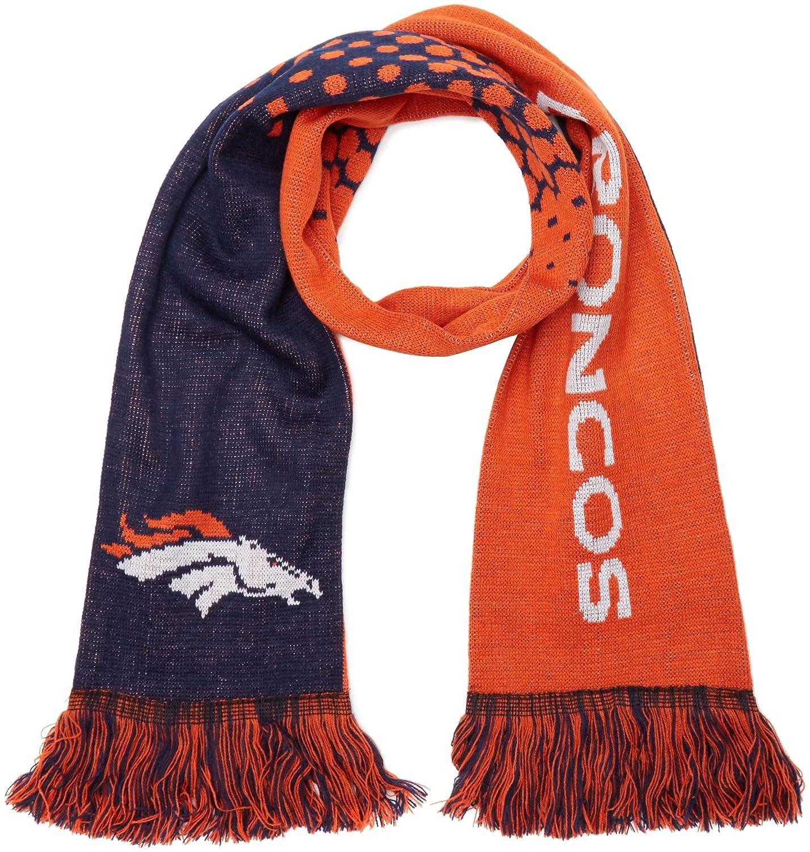 NFL Denver Broncos Bufanda, Unisex Adulto, Multicolor, Talla Ú nica Talla Única Forever 8017