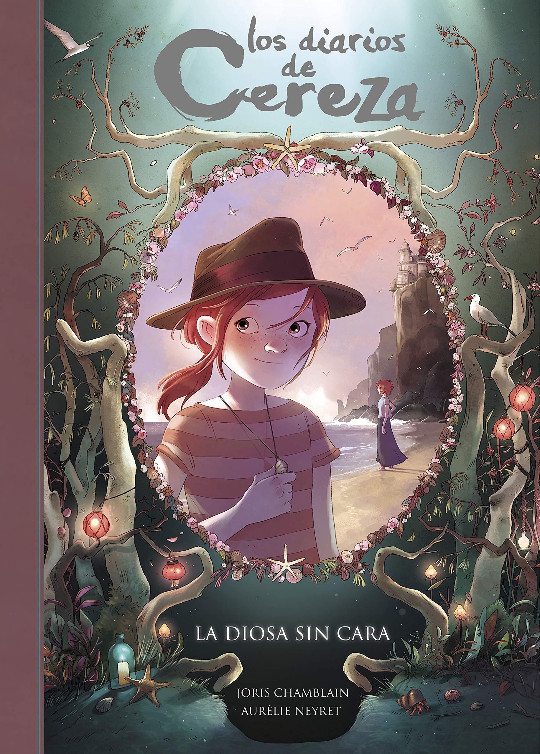 La diosa sin cara (Serie Los diarios de Cereza 4): Amazon.es: Joris  Chamblain, Mariola Cortés-Cros;: Libros