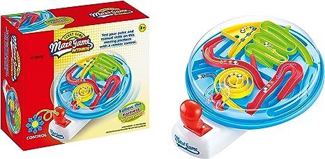 Neo- Juego de mesa Laberinto Circular (96788) , color/modelo surtido: Amazon.es: Juguetes y juegos