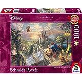 Schmidt Spiele - 59475 - Disney La belle et la bête