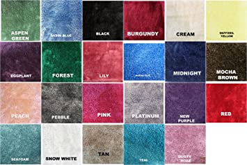 Wall to Wall Bathroom Carpet - 100% Nylon - 5ft. Wide (Custom lengths