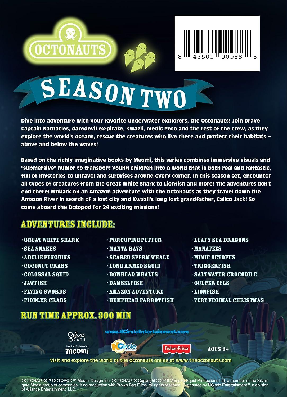 Amazon.com: Octonauts: Season 2: Ross Breen, Darragh O\'Connell ...