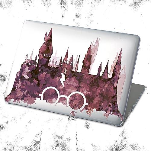 cheaper 46d8c 3d84f Amazon.com: Harry Potter Macbook Air 13 inch Watercolor Hogwarts ...