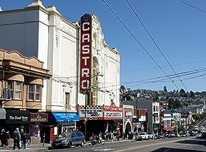 "Photo Metallic Photography Poster - The Castro District a Neighborhood in Eureka Valley in San Francisco California 18""x24"""