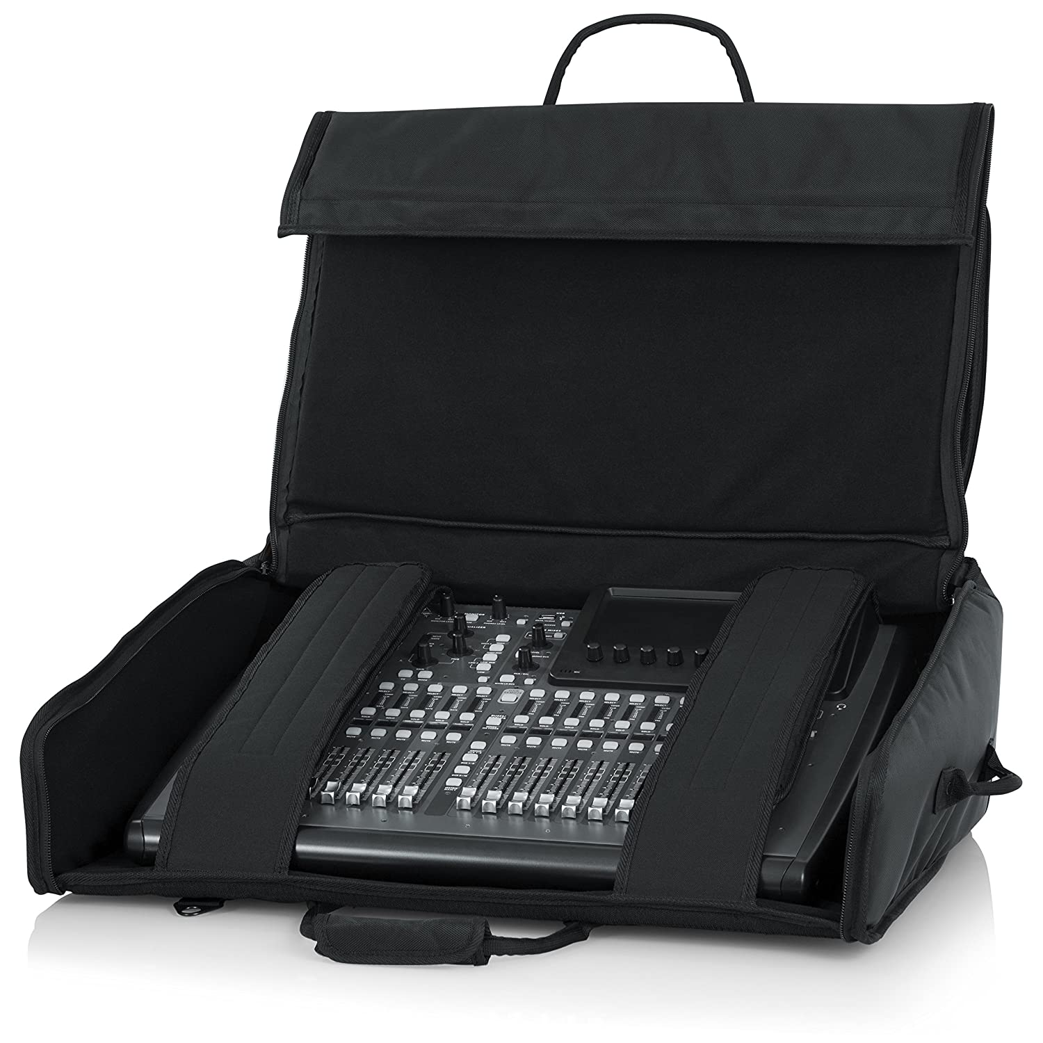 89c79f9fecb0 Amazon.com: Gator Cases Padded Large Format Mixer Carry Bag; Fits Mixers  Such as Behringer X32 Compact |26