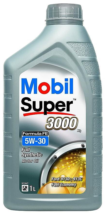 Comma 151177 Mobil Super 3000 - Aceite sintético de motores de vehículos (5W-30