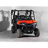 """Compatible with Honda Pioneer 700 Full Tilting UTV Windshield 3/16"""" - Made in the USA!."""