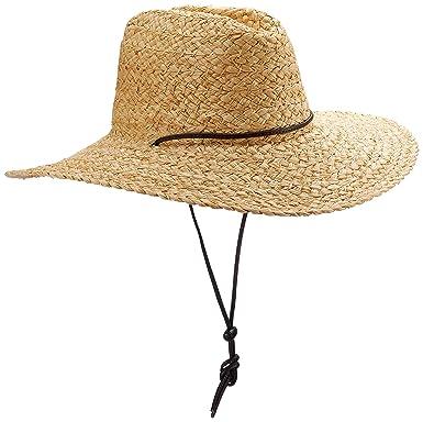 dc0f2c2b SCALA Unisex Sun Hat (Natural, L/XL) at Amazon Women's Clothing ...