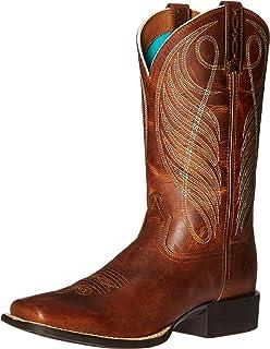 672c08fdefa Amazon.com | Ariat Women's Quickdraw Venttek Western Cowboy Boot ...
