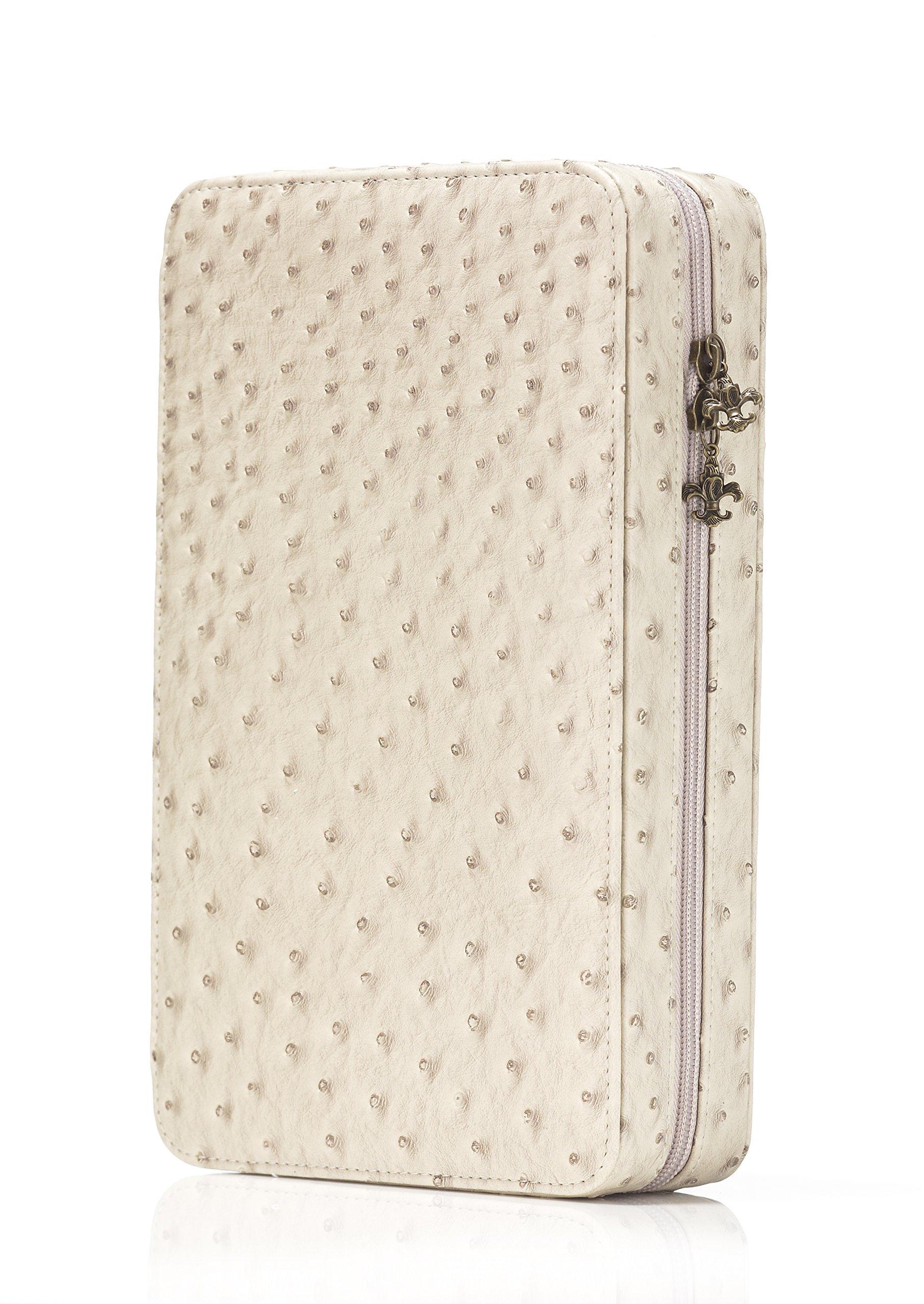 Travel Case - Cream