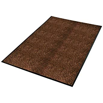 Amazon Com Guardian Platinum Series Indoor Wiper Floor Mat Rubber With Nylon Carpet 3 X5 Brown Automotive,How Long Is A Dog Pregnant Before She Gives Birth