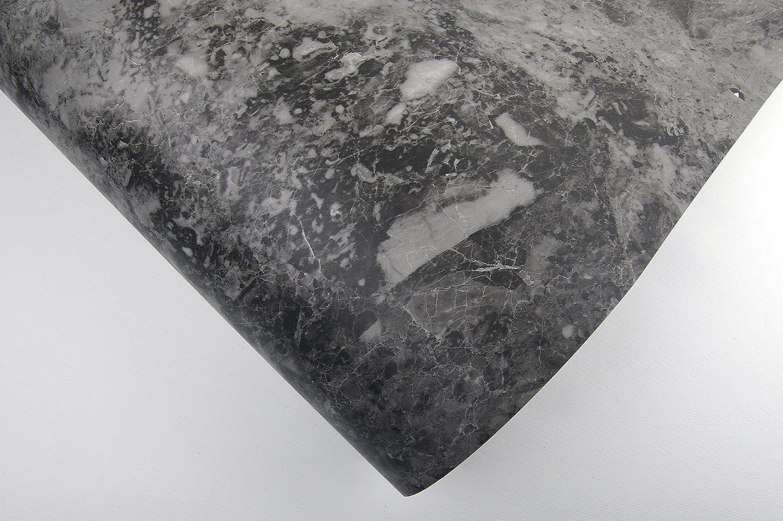 Amazon.com: Papel adhesivo de efecto granito marmolado ...