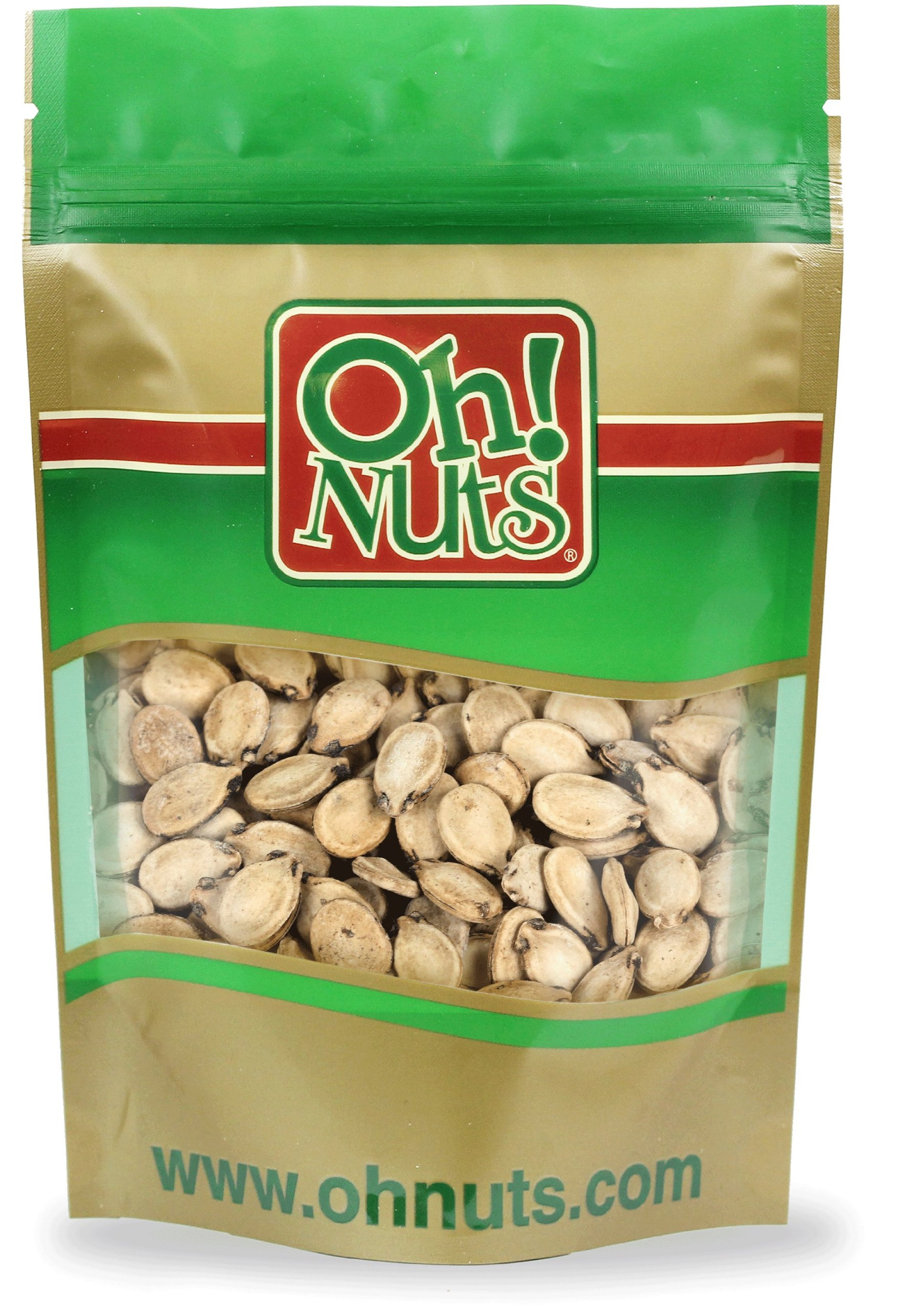Roasted Salted Israeli Watermelon Seeds 11 Pound Bag - Oh! Nuts by Oh! Nuts®