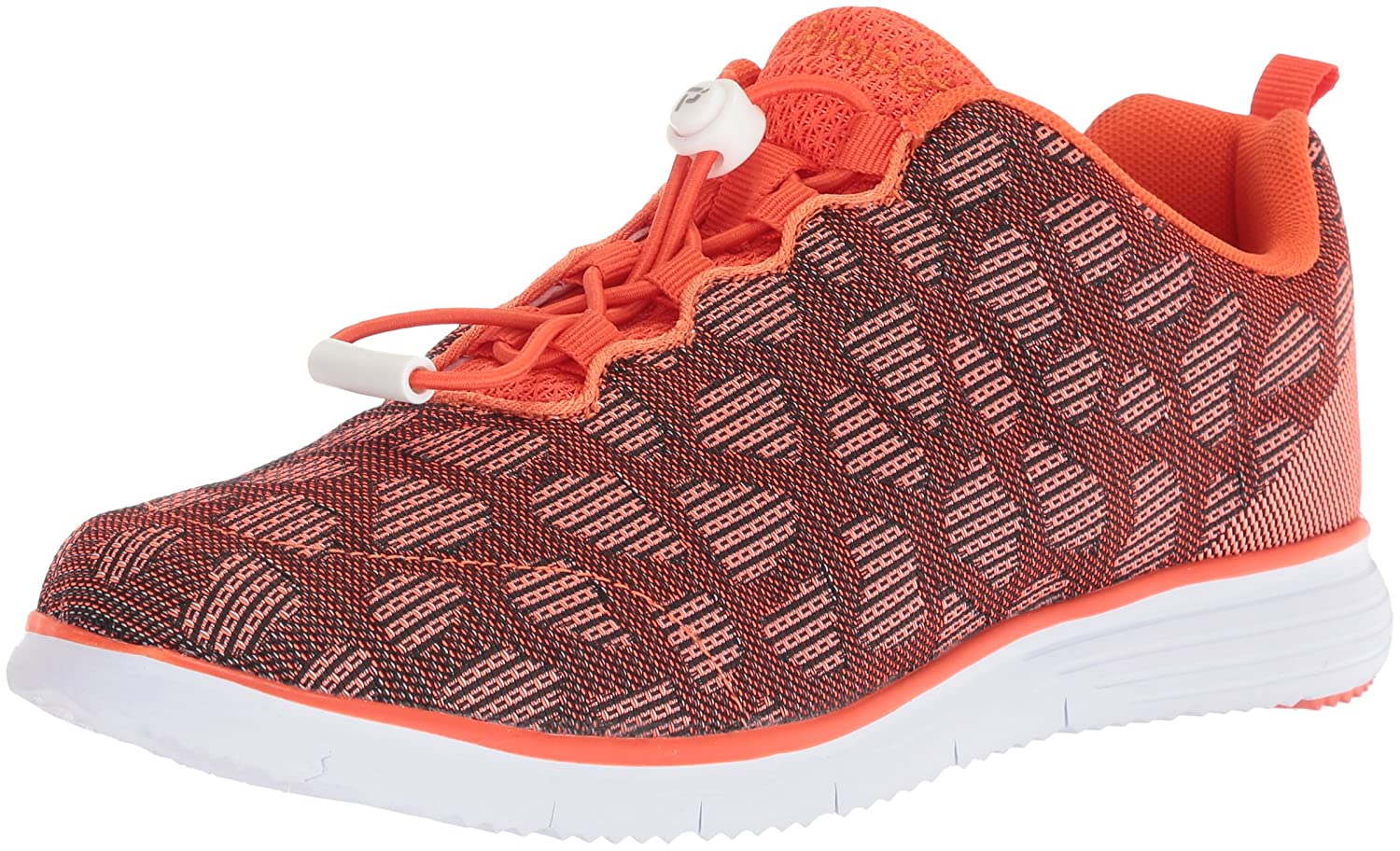 Propét Women's TravelFit Walking Shoe B073DN29JJ 6 N US|Orange