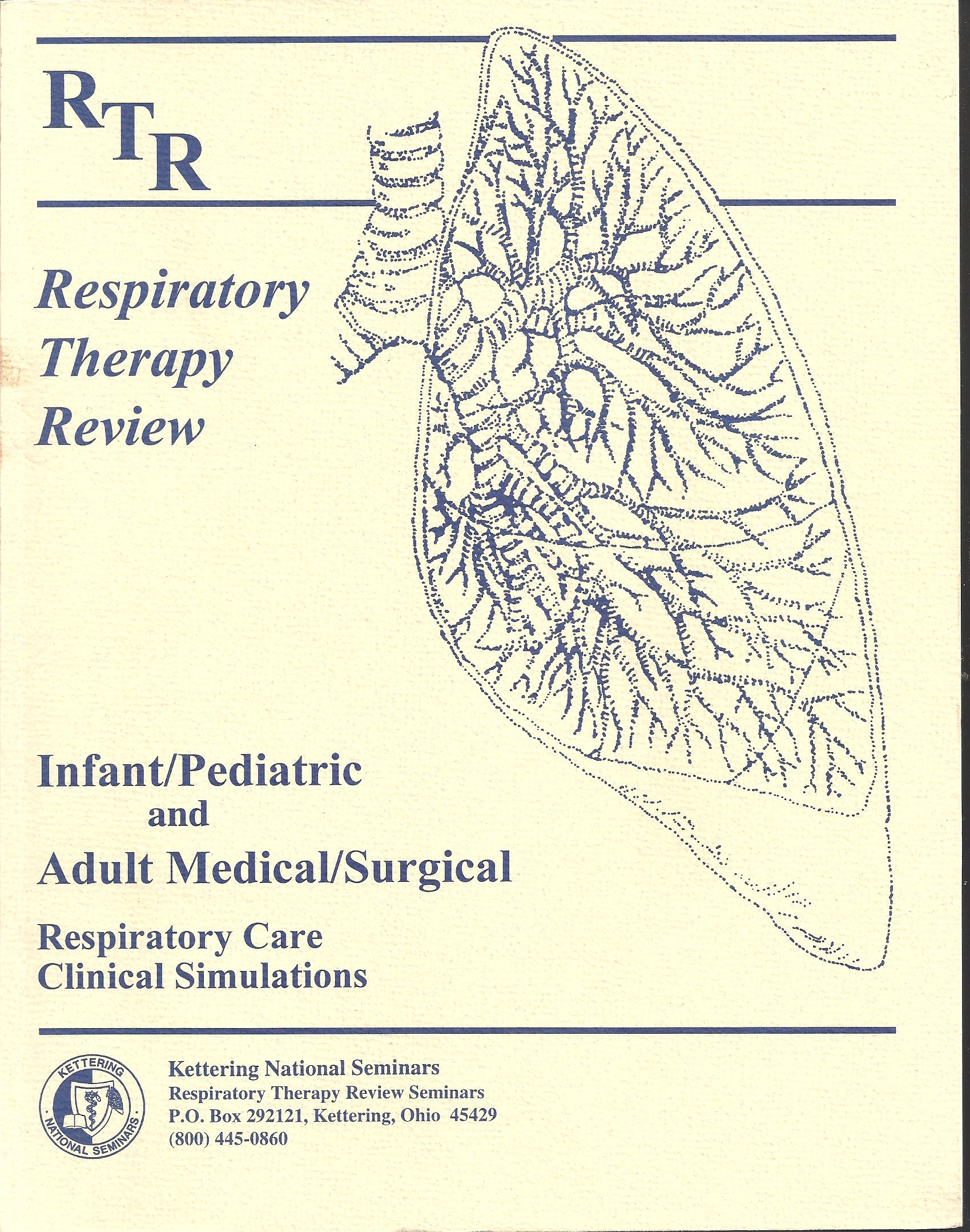 Respiratory Therapy Review (Respiratory Care Clinical