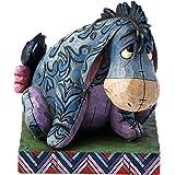 Disney Traditions True Blue Companion Eeyore Figure