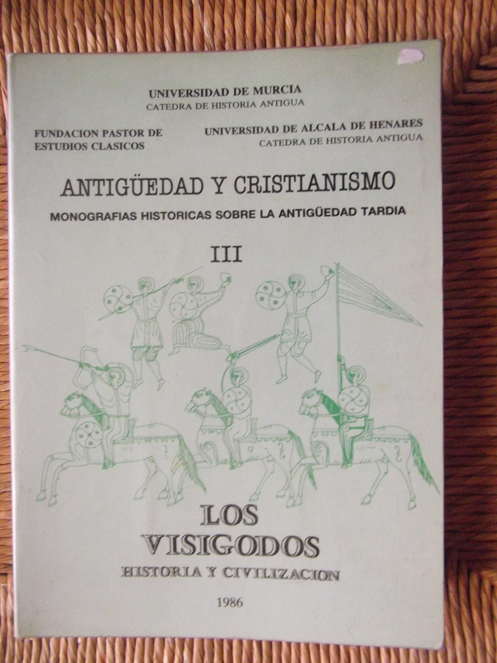 Amazon.com: Los Visigodos, historia y civilizacion : actas ...